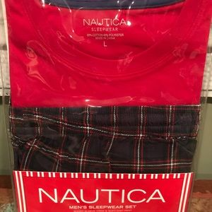 Nautica Men's Sleepwear Set